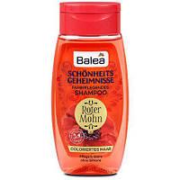 Шампунь для окрашенных  волос Balea Schonheitsgeheimnisse Shampoo Roter Mohn, 250 ml