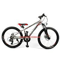 Подростковый велосипед Winner Bullet 24 дюйма