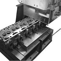Шлифовка головок блока цилиндров Дойц