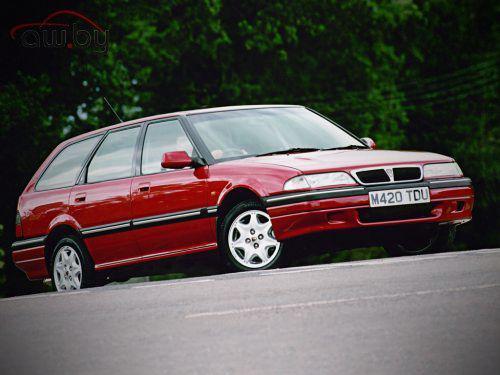 ROVER 400 TOURER (XW) (1990-1995)