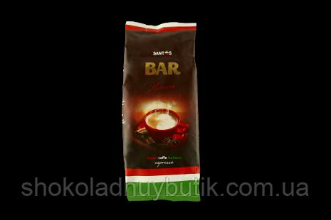 """Кофе в зернах """"Santos BAR Баварский Шоколад"""", 250г."""