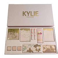 Подарочный набор декоративной косметики Kylie Jenner (БЕЖЕВЫЙ)Подарок для любимой девушки на 8 марта. Кайли