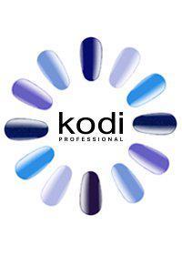 "Гель-лаки Kodi Professional ""Basic collection"" Blue (b) 8 мл"