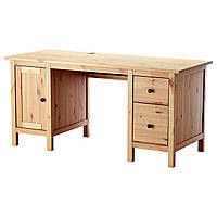 IKEA HEMNES Стол, светло-коричневый  (502.821.44)