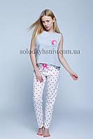 Піжама Sensis Єдиноріг (Unicorn) жіноча штани+футболка