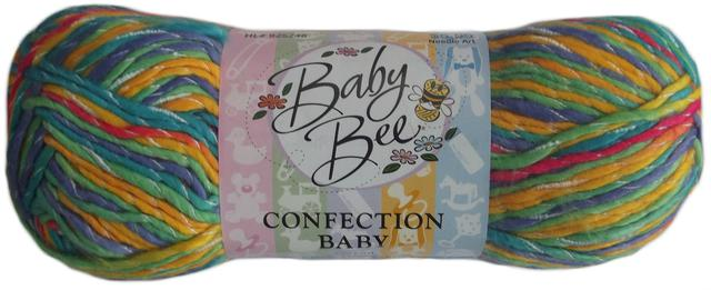 Baby bee (54%Бамбук,23%Хлопок,23%Акрил / 135 м /летняя / лето)