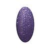 Гель лак Tertio 174, фиолетовый с блестками, 10мл, фото 2