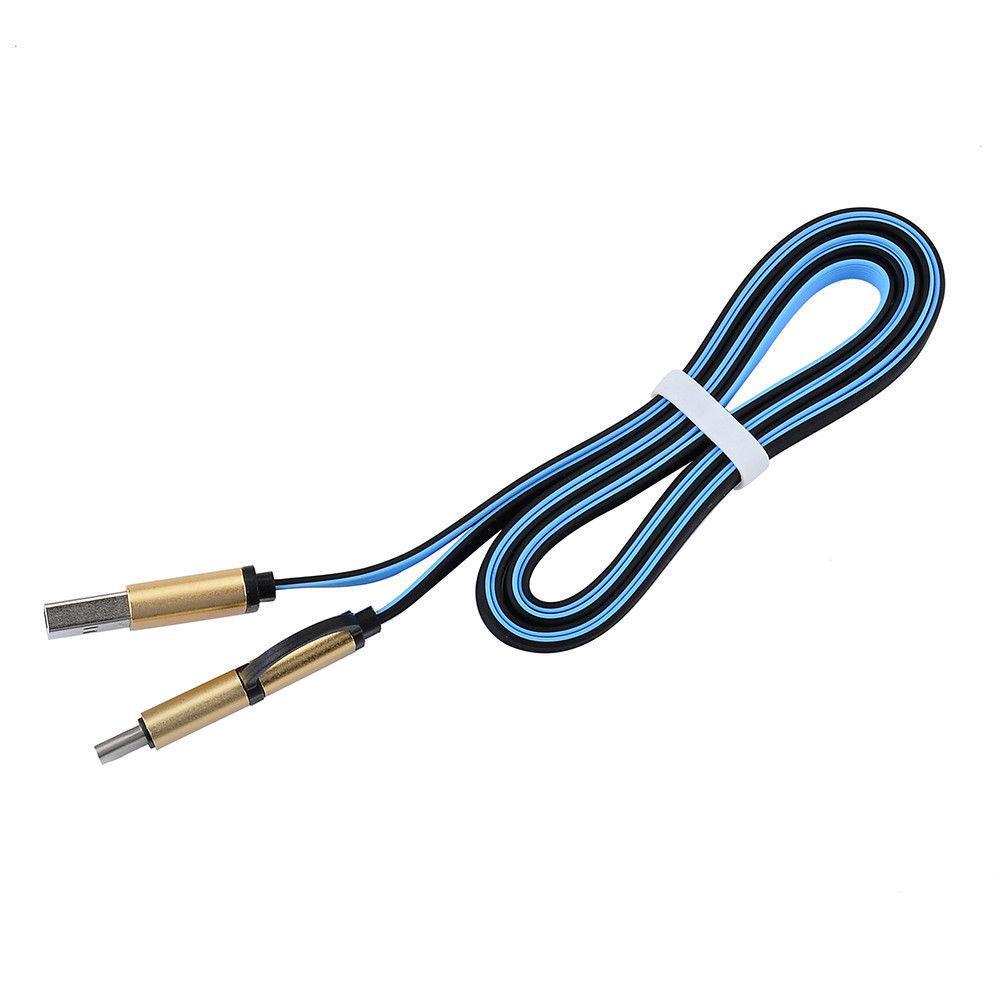 Зарядный кабель USB 2.0 на Micro USB и Type C Cabel