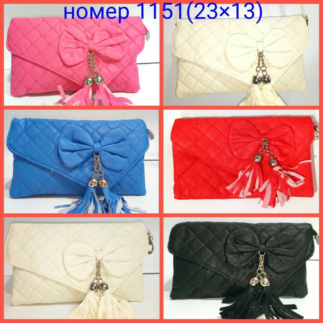 Женская сумочка - клатч мод.1151