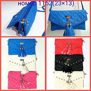 Женская сумочка - клатч мод.1152