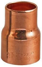 Мідна муфта перехідна 42-28 мм