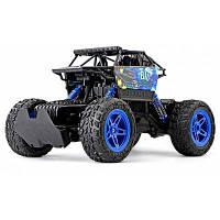 6007-1 1:12 масштаб 2.4 г 4WD RC внедорожник грузовик гусеничный Синий