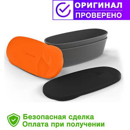 Туристическая посуда SnapBox oval 2-pack Orange/Blk (40418913), фото 2