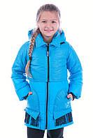 Курточка для девочки весенняя