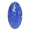 Гель лак Tertio 187, синий с блестками, 10мл, фото 2