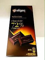 Шоколад чорний Ifa eliges 125гр (72% cacao)