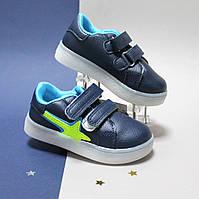 Детская обувь кроссовки с мигалками Tom.m размер 21,23