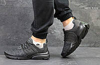 Кроссовки Nike Air Presto (темно серые) кроссовки найк nike flyknit