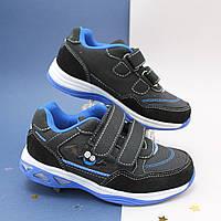 Детские кроссовки с подсветкой для детей BI&KI размер 28,29,30
