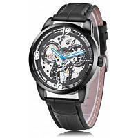 Winner 275 Автоматические механические часы для мужчин серебристый и черный
