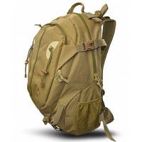 BL076 Износоустойчивый рюкзак для альпинизма из ткани Оксфорд 40л Хаки