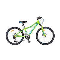 """Велосипед подростковый 24"""" Avanti Rapid Disk Alu"""