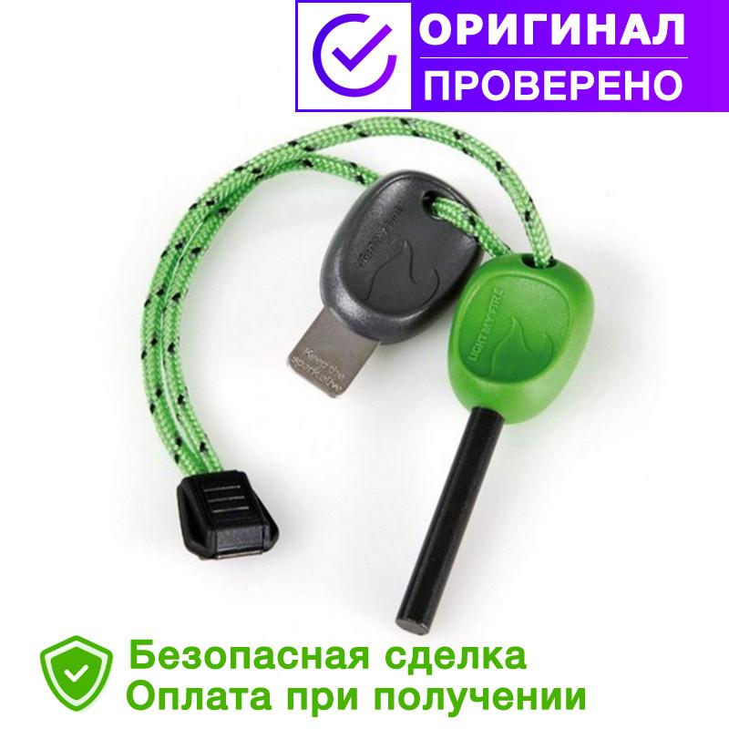 Кресало з кресалом FireSteel Scout 2.0 Green 11113310