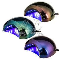 Лампа PowerFul 48W LED/UV NEW 2018г (перламутровая)