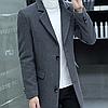 Мужское теплое пальто. Модель 61789