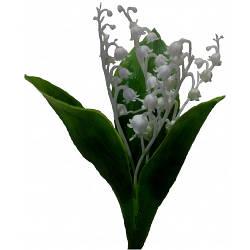 Искусственные цветы «Ландыш» маленькие  (50 шт)
