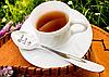 Именная Чайная ложка  Гладь, фото 2