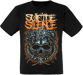 "Футболка Suicide Silence ""Lost Control"""