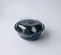 Пищевая упаковка для имбиря/васаби 200 черного цвета