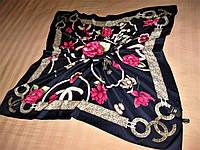Платок C.C шёлк 100% можно приобрести на выставках в доме одежды Киев