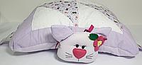 Игрушка подушка - Кот