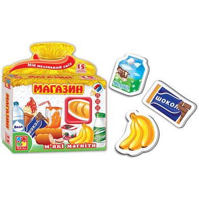 Мой маленький мир «Магазин» Vladi Toys