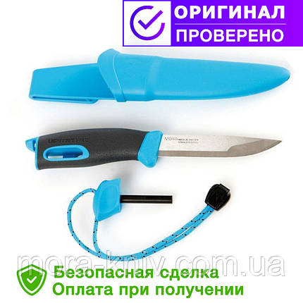 Нож-огниво light my fire KNIFE Cyan Blue (12112710), фото 2
