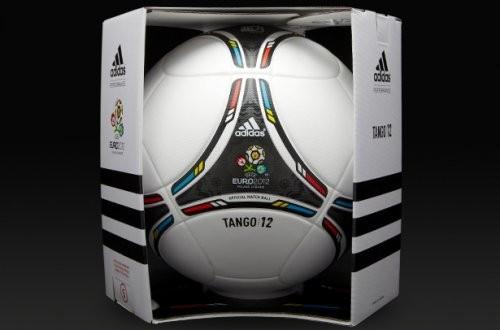 Футбольный мяч Адидас Tango 12 - официальный мяч чемпионата Европы Евро 2012 78b45227d8143