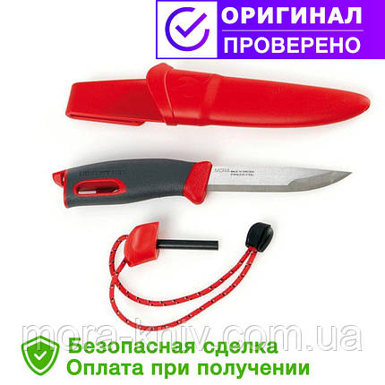 Нож-огниво light my fire KNIFE Red (12113010), фото 2