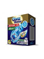 Таблетки для посудомоечных машин Glanz Meister, 20 шт.