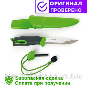 Нож-огниво light my fire KNIFE Green (12113310)