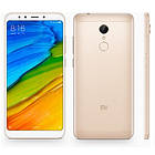 Смартфон Xiaomi Redmi 5 Gold 3\32gb Global Version Qualcomm Snapdragon 450 3300 мАч, фото 3
