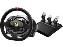 Ігровий руль Thrustmaster T300 Ferrari Integral RW Alcantara edition PC/PS4/PS3 Black (4160652)