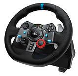 Игровой руль Logitech G29 Driving Force PC/PS3/PS4 Black (941-000112), фото 2