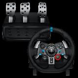 Игровой руль Logitech G29 Driving Force PC/PS3/PS4 Black (941-000112), фото 5