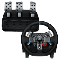 Игровой руль LOGITECH G29 (PS3/PS4)