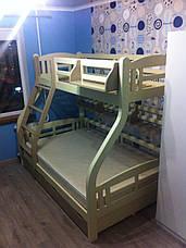 Кровать двухъярусная Светлана, фото 3