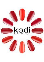 "Гель лаки Kodi Professional ""BasicCollection"" RED, (R) 8 мл"