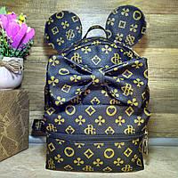 Рюкзак женский Микки с ушками VC G109