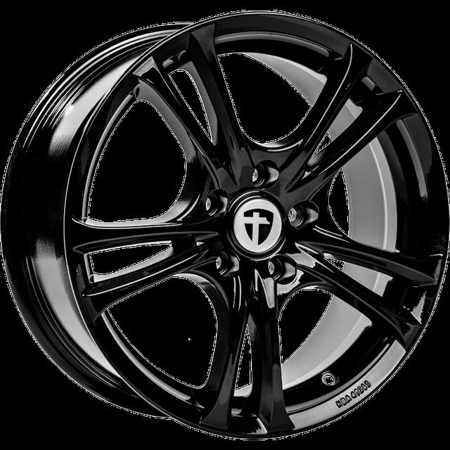 Диски от Tomason ( Томасон ) модель EASY цвет Black Painted